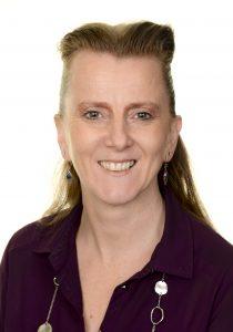 Alison Coxon governor at John Spence